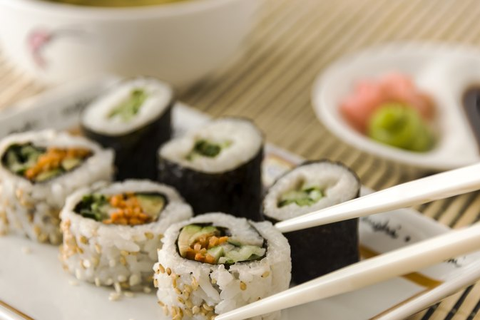 Is Sushi a Good Diet Food?