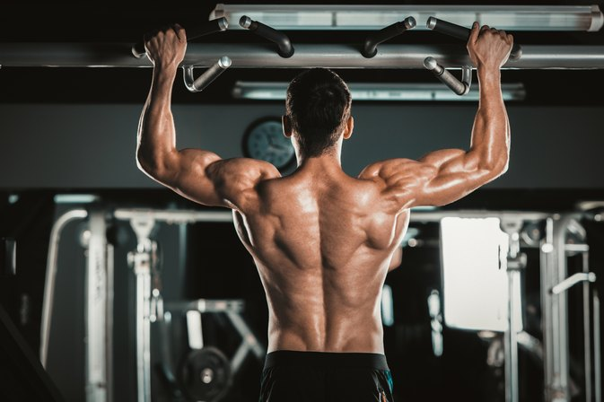 how to get a strong back without weights