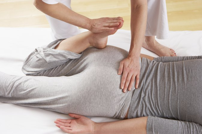 Massage to Help With Hip Rotation