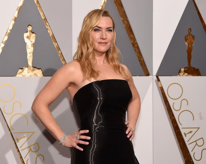Kate Winslet Claps Back at Bullies From Her Childhood