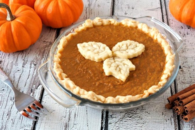 Nutrition of Sweet Potato Pie vs. Pumpkin Pie