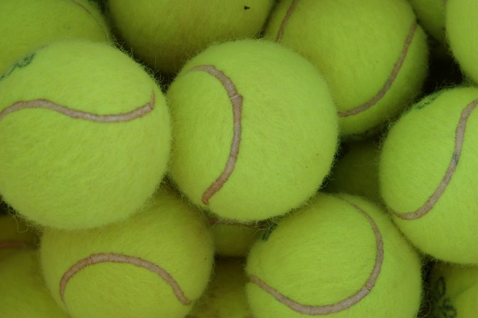 Tennis Balls to Reduce Neck Tension