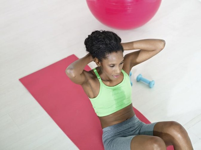 At Home Exercise Plan for Beginners