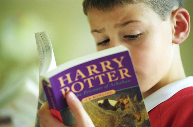 This Is Why Reading Harry Potter Makes You a Better Person
