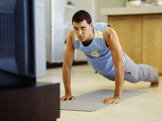 How to Get Fit at Home for Men