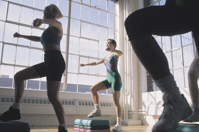Examples of Aerobic Fitness