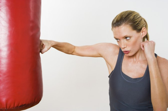 Can Hitting a Punching Bag Increase Your Strength?