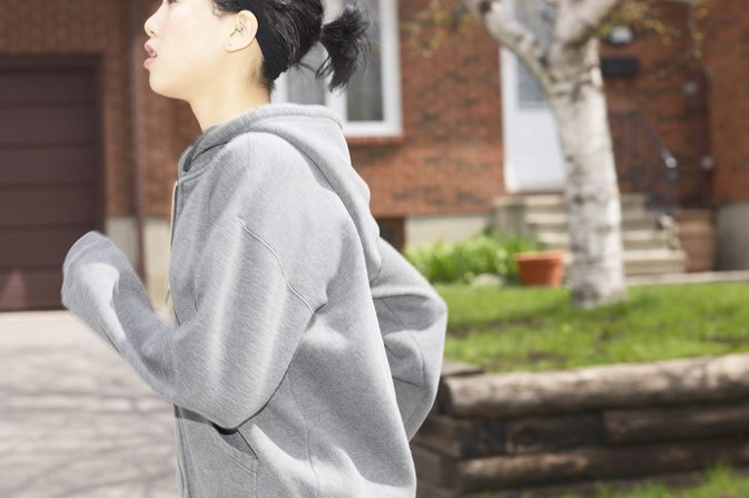Does Wearing a Sweatshirt While Running Burn More Calories?
