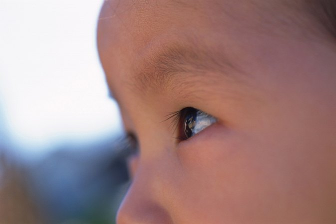 Development of Depth Perception in Infants