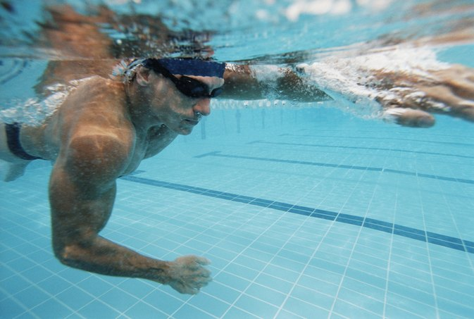 How Many Calories Are Burned While Swimming?