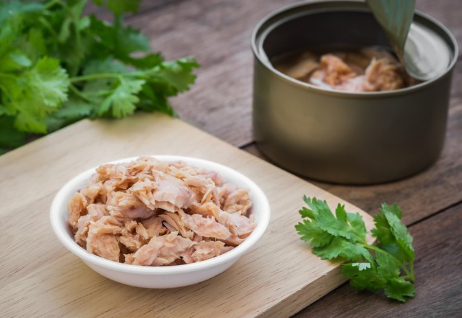 Is the Cholesterol Found in Canned Tuna Fish Healthy?