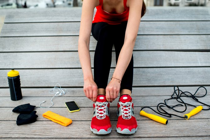 Plyometric Cardio Circuit Exercises