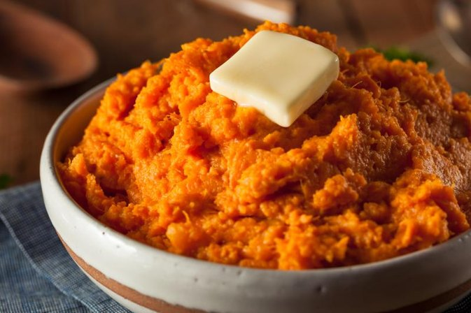 Nutritional Facts on Mashed Sweet Potatoes