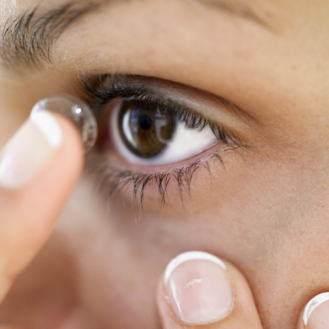 List of Eye Disorders As a Result of Contact Lenses
