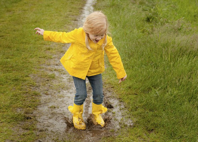 Fun Outdoor Activities To Do in the Rain
