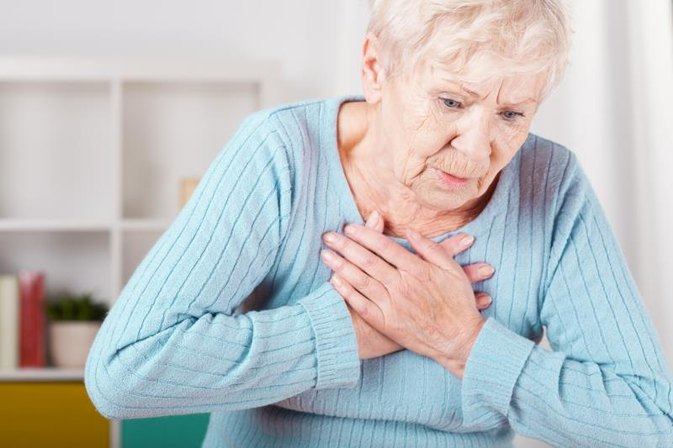 Heart Attack Symptoms in Elderly Women