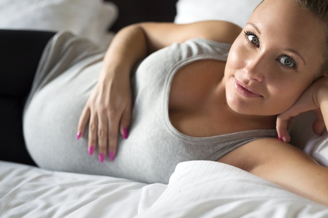 how to stop period symptoms