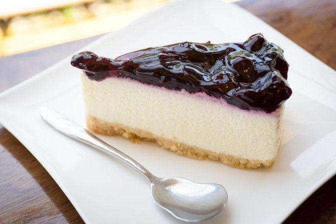 How Many Calories are in a Slice of New York Cheesecake?