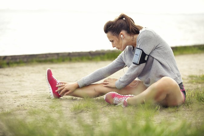 The Effects of Stretching on Long-Distance Running