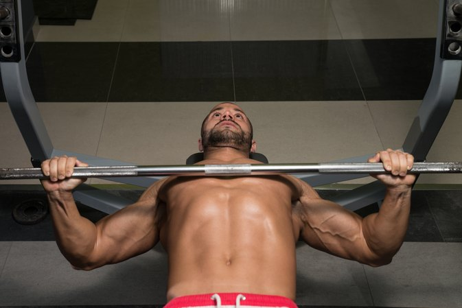 A Men's Workout on How to Get the Perfect Chest