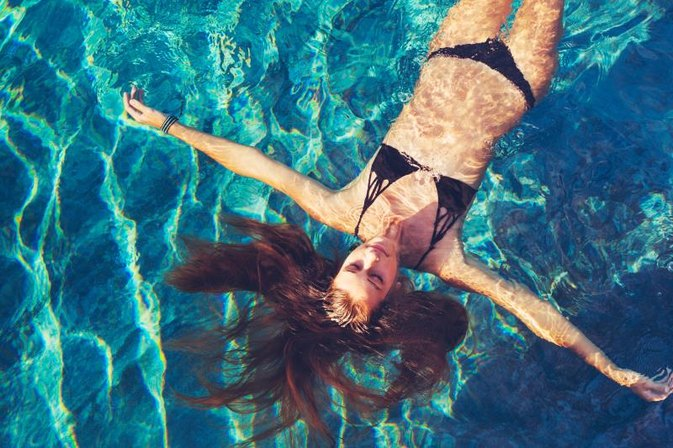Swimming & Yeast Infections