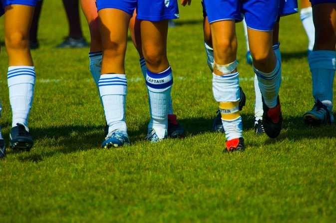 How to Tape Soccer Shin Guards