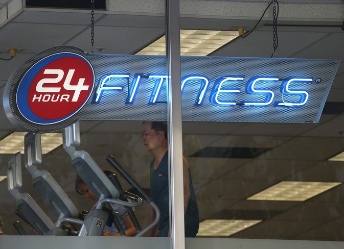 24 Hour Fitness Vs. Life Time Fitness