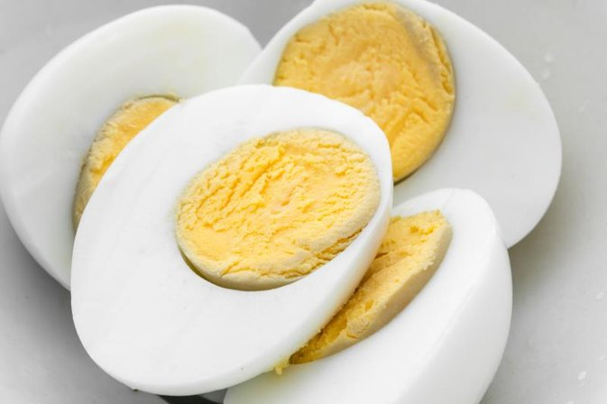 The Benefits of Hard-Boiled Eggs for Weight Loss