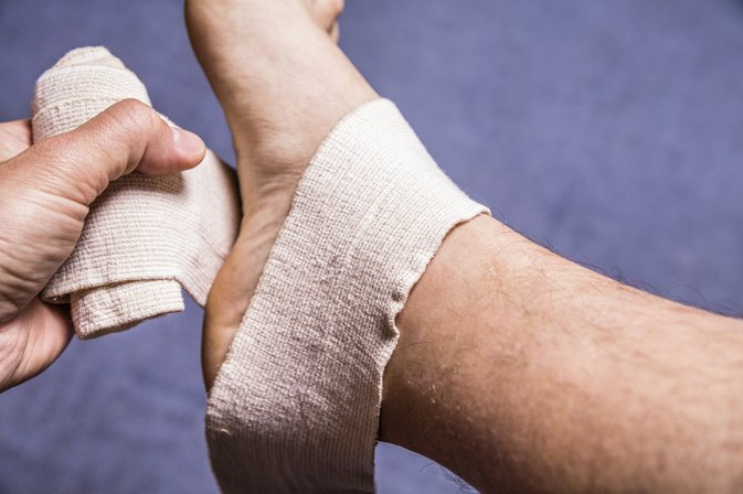 How to Best Help a Sprained Ankle