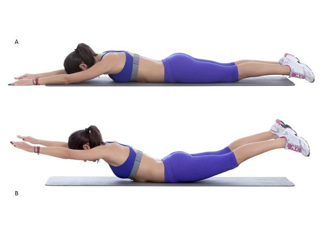 Exercises to Straighten My Lower Back