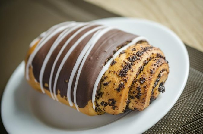Nutrition Information for a Chocolate Croissant