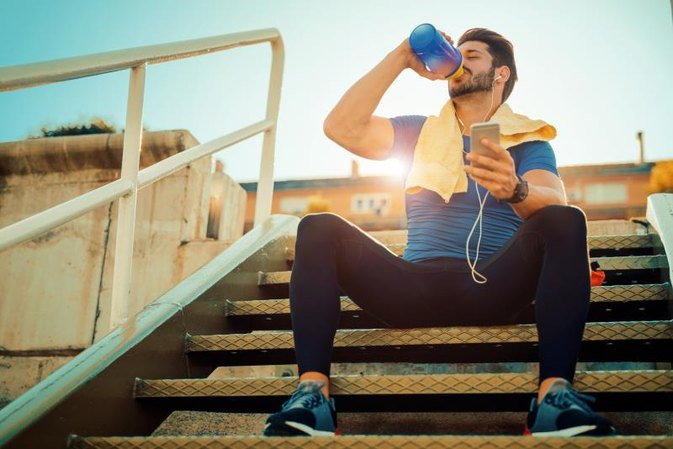 Do Protein Shakes Really Help You Get Big?