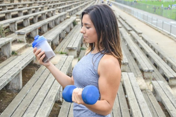 Amino Acids & Muscle Recovery