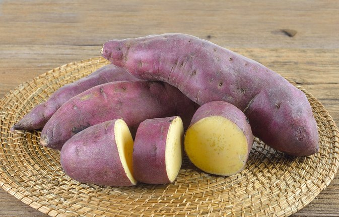 Difference in Sugar Content of Sweet Potatoes and Yams