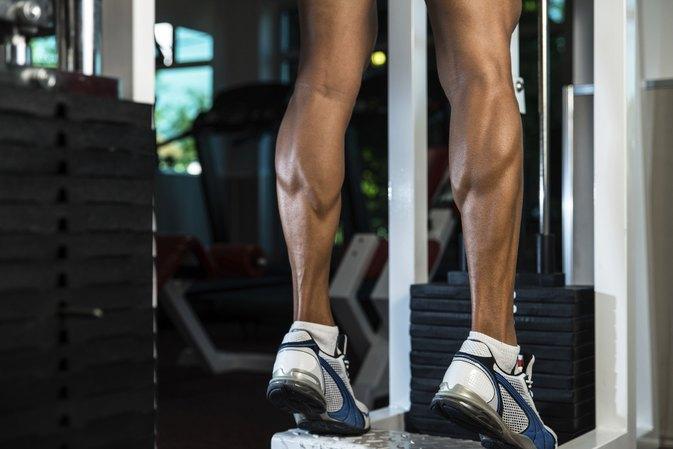 Top 5 Calf Exercises Without Weights