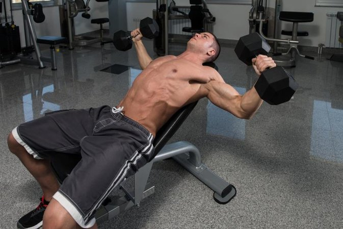 Best Chest Exercise Dips