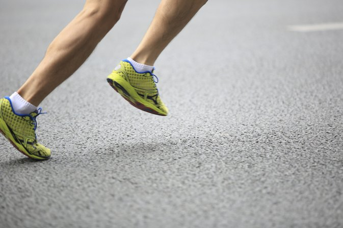 Calf Muscle Pain During & After Running