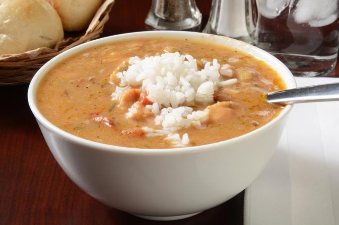 The Number of Calories in Gumbo
