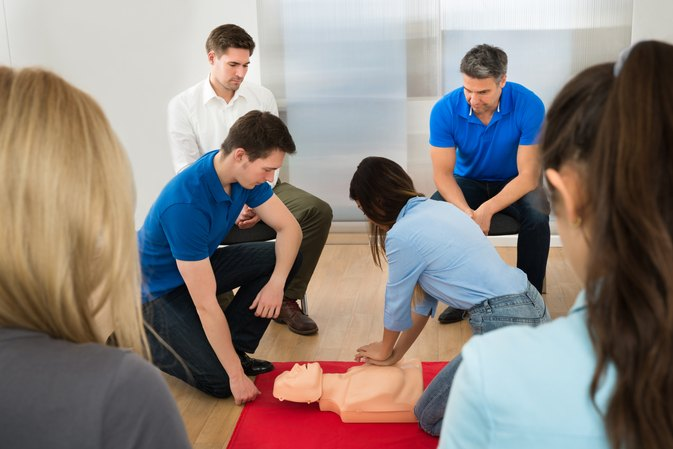 American Heart Association CPR Training & Tests