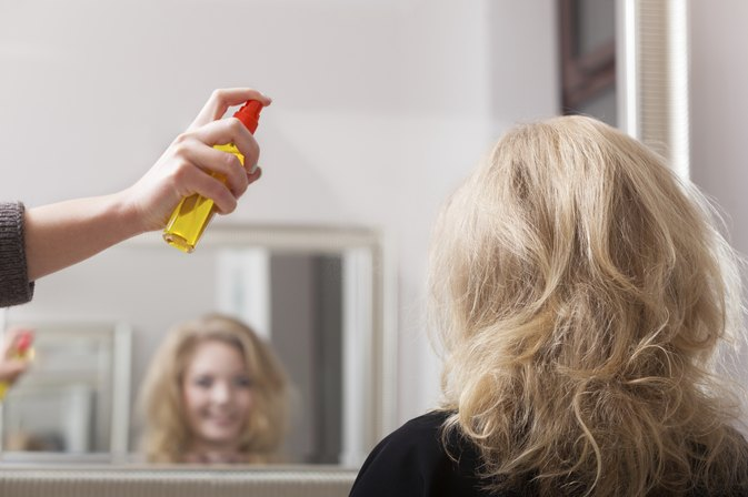 Is Hairspray Harmful?