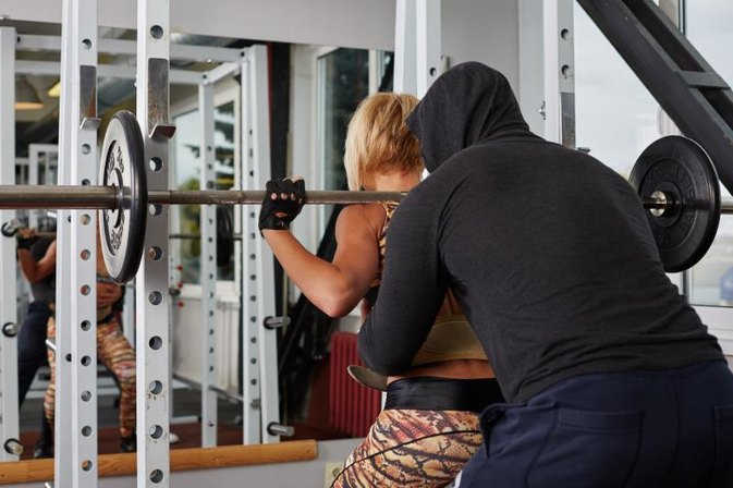 Effectiveness of Smith Machine Squats