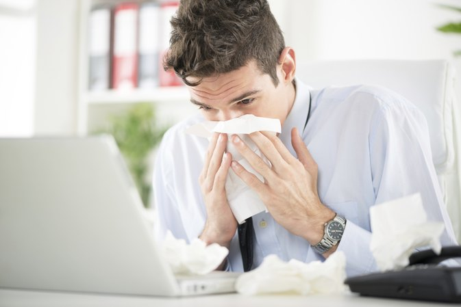 Chronic Low-Grade Flu Symptoms