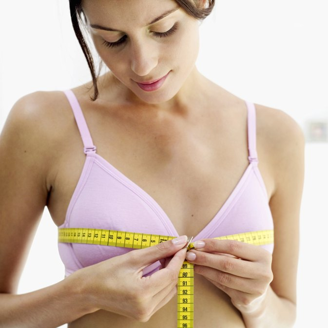 How to Maintain Breast Size After Pregnancy