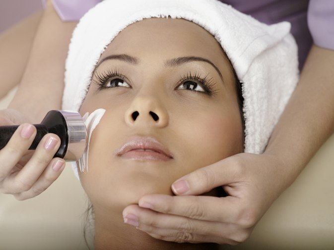 Microdermabrasion for Wrinkles