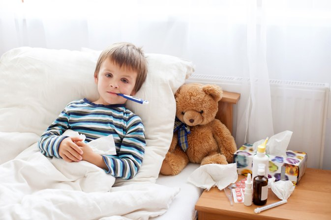 5 Things to You Need to Know About Fever in Children