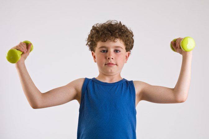 Is Lifting Weights Good for Kids?
