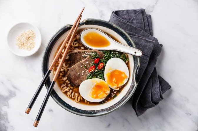Would You Trade Your Driver's License for Cheap Ramen?