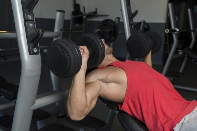 Are There Exercises to Flatten A Big Chest?