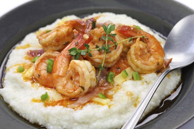 how to eat grits healthy
