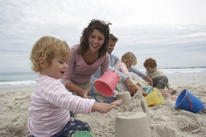 Is Sand Dangerous for a Toddler to Eat?